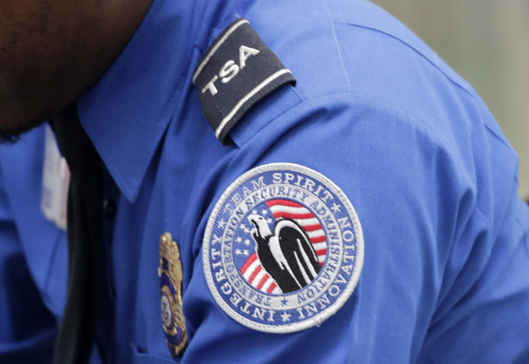 Police,US,TSA,Transportation,Security,Administration,airport,Retirement,badge