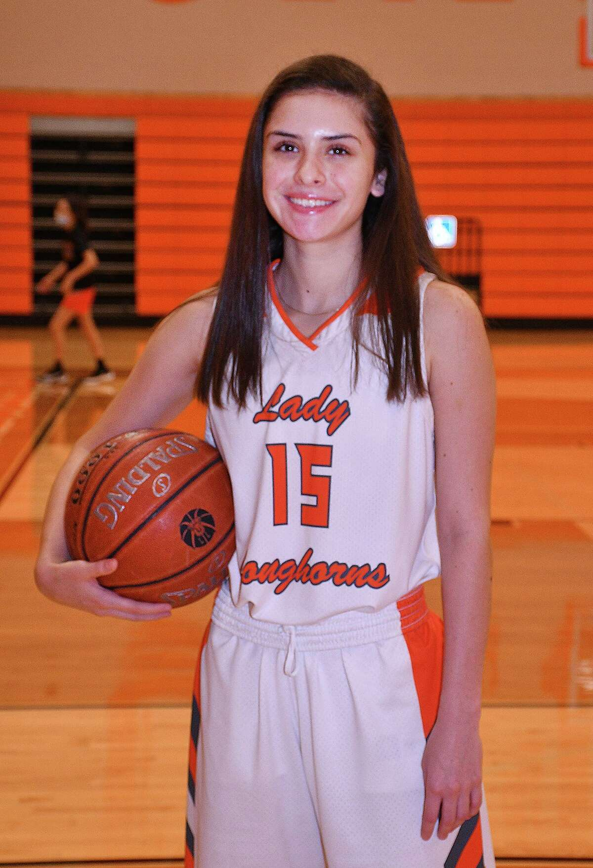 United senior guard Isabella Lopez leads the city with 13 made 3-pointers through six games.