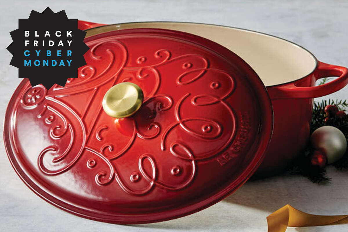 Le Creuset Black Friday Colorful Sale