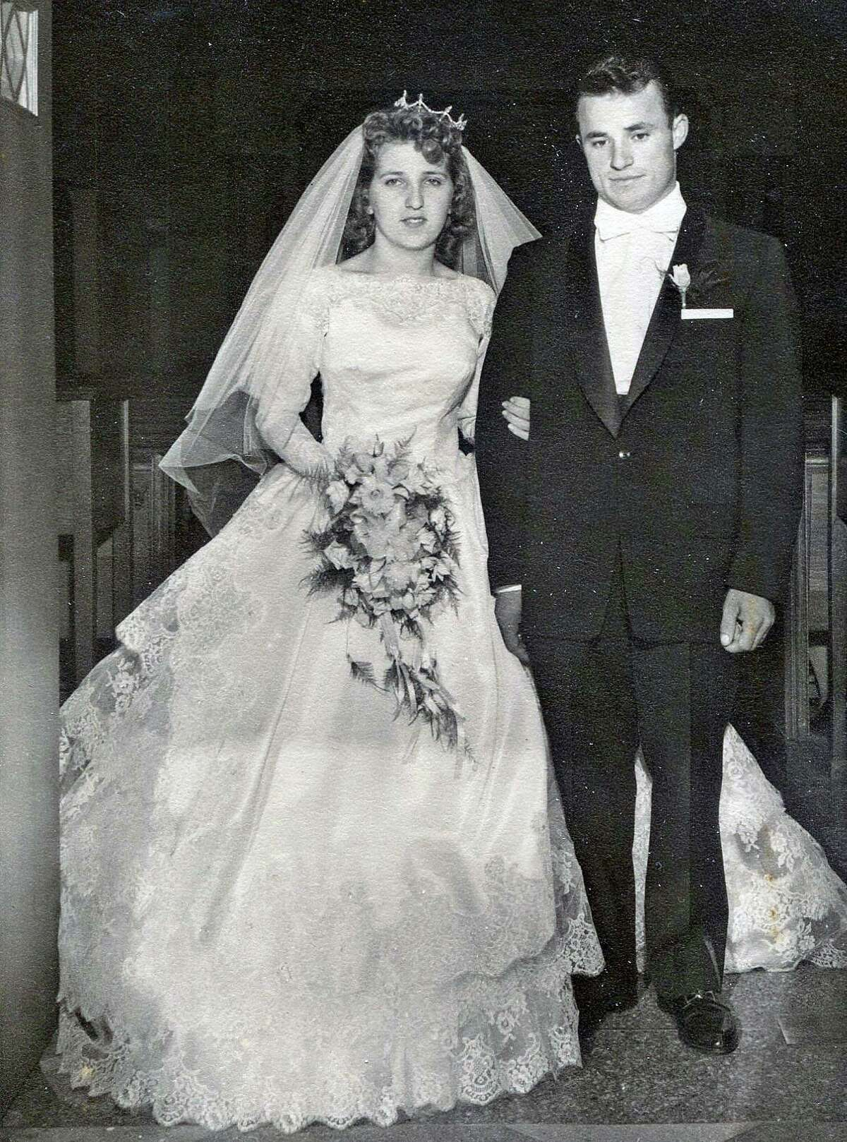 Americo and Maria (DiTunno) Paniccia will celebrate their 60th wedding anniversary on Nov. 19, 2020.