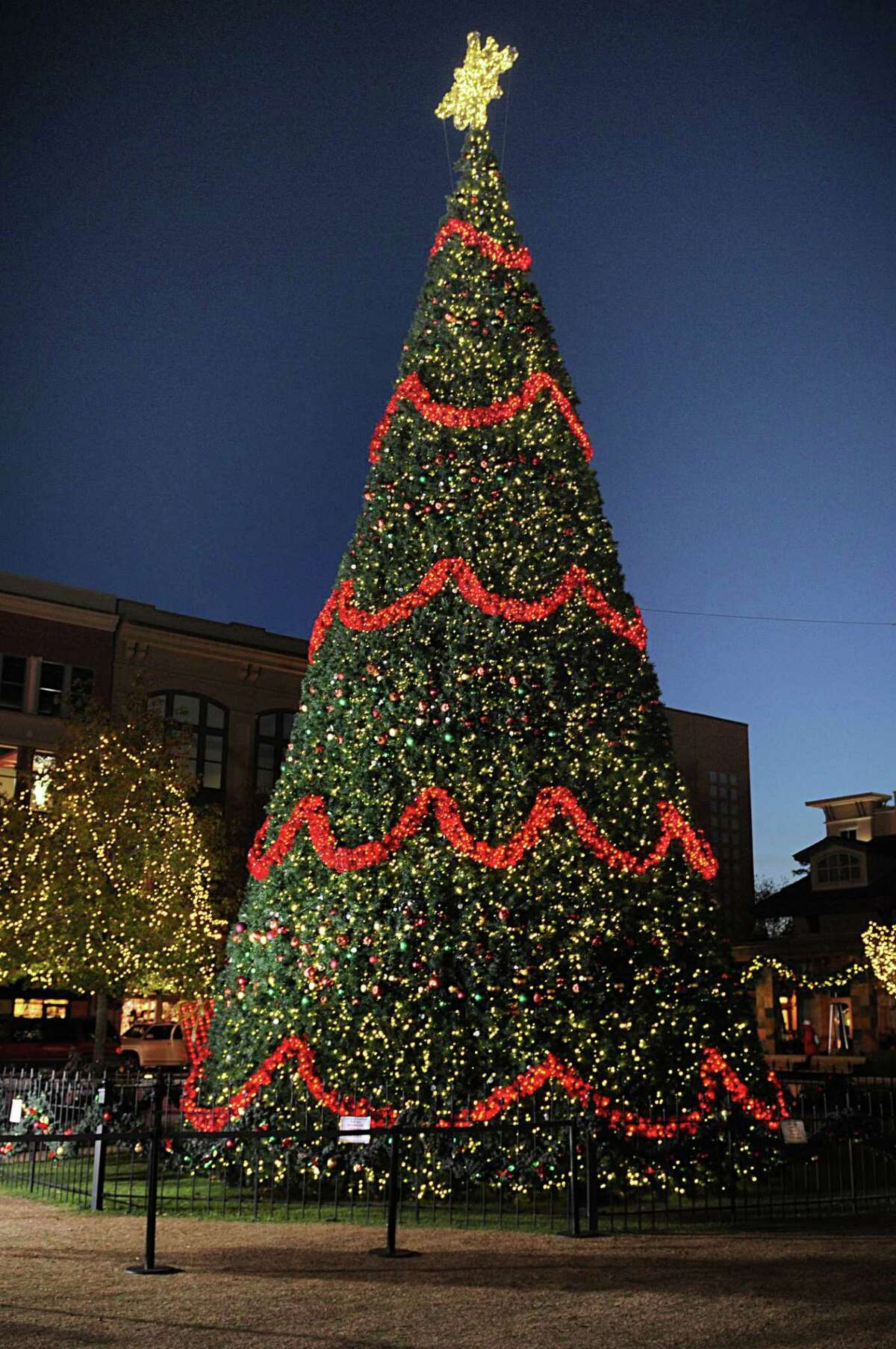 A full line-up of Christmas fun is on tap at Market Street The Woodlands for the 2020 holiday season.