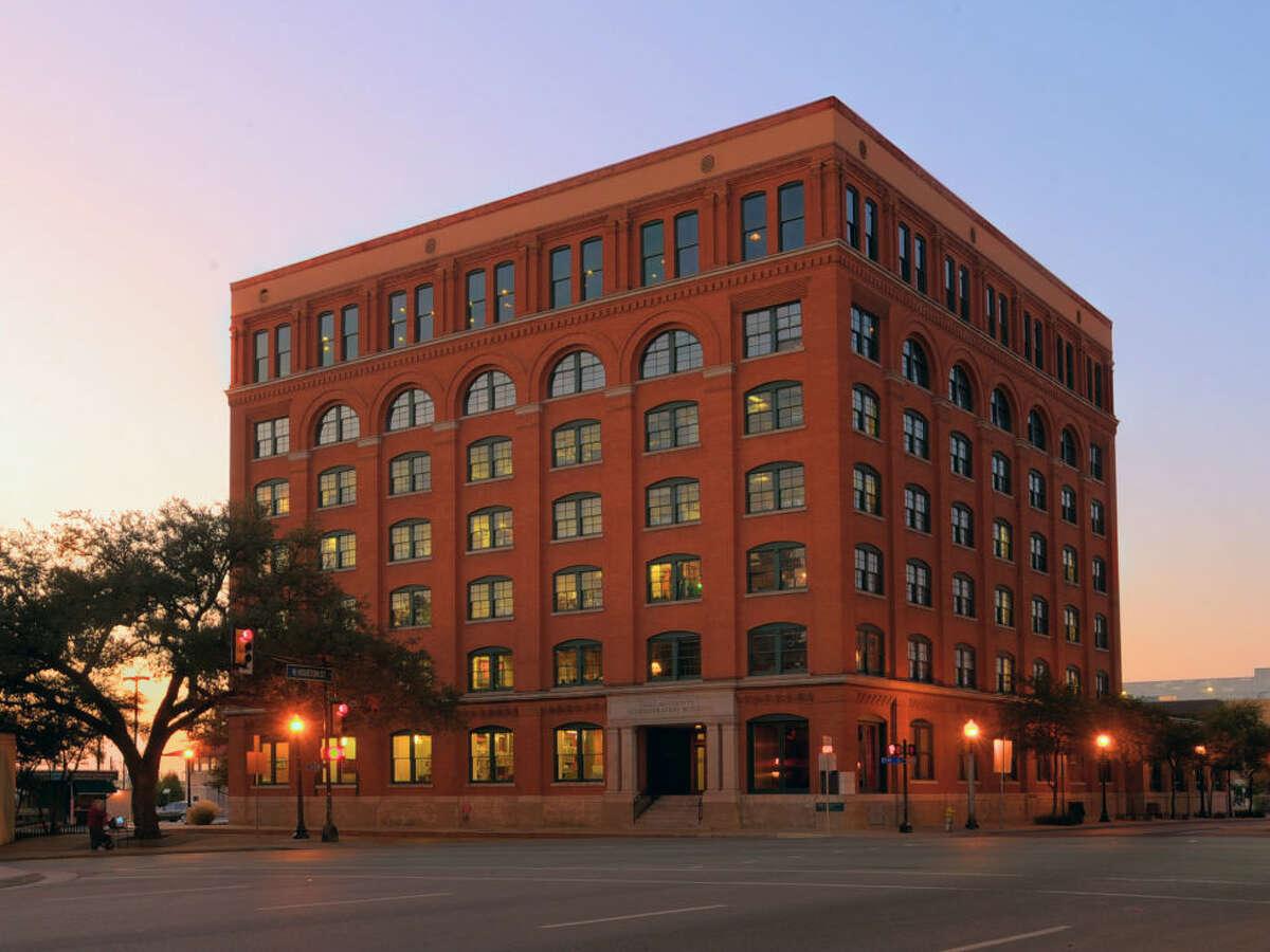 The Sixth Floor Museum in Dallas.