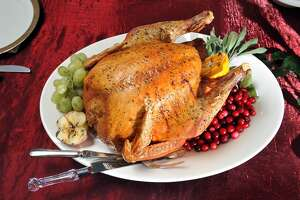 On this pandemic Thanksgiving, who gets to come to dinner? Gov. Andrew Cuomo has mandated that gatherings include no more than 10 people. (Times Union archive)