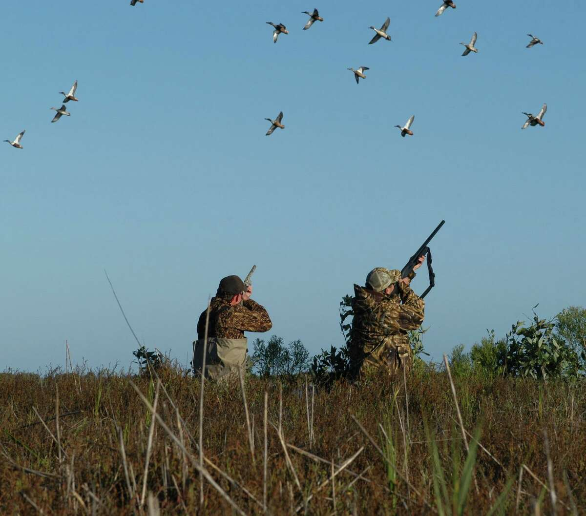 The 2020-21 duck season in Texas gets underway Nov. 14 in the state's North Zone. South Zone hunters began their season on Nov. 7; Nov. 6 in the High Plains Mallard Management Unit.