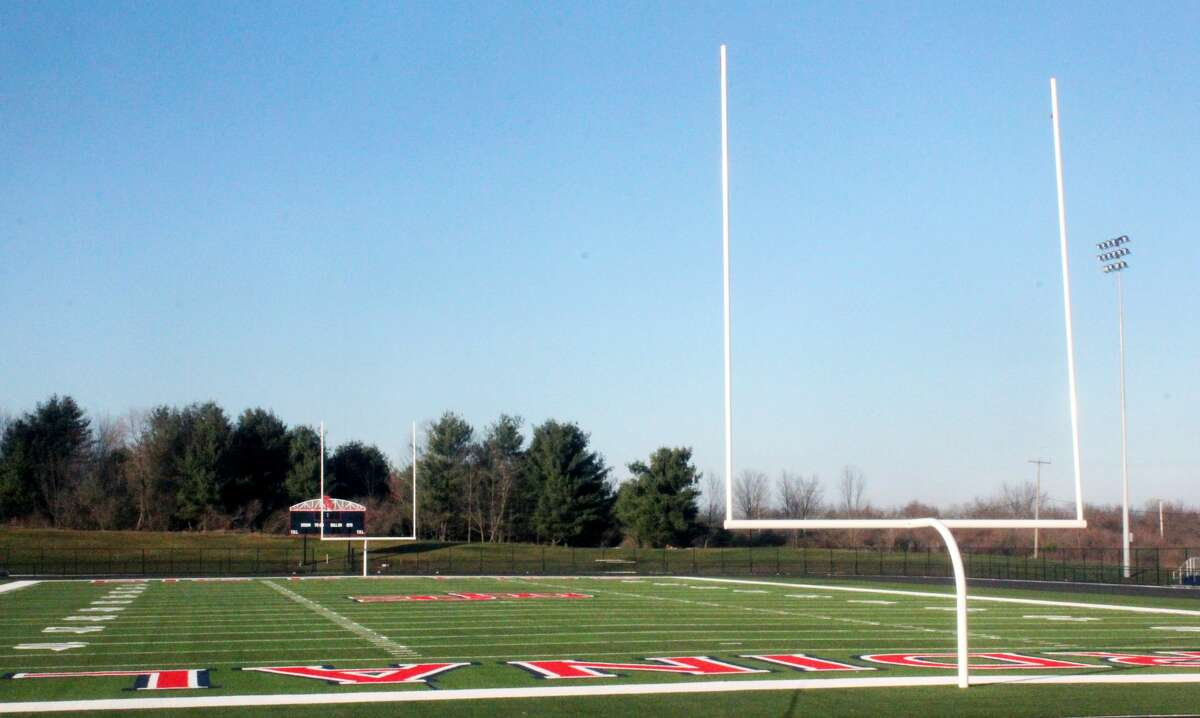 Cardinal Stadium is expected to open its gates to fans next fall, and will host Big Rapids football, boys and girls soccer, track and band events.