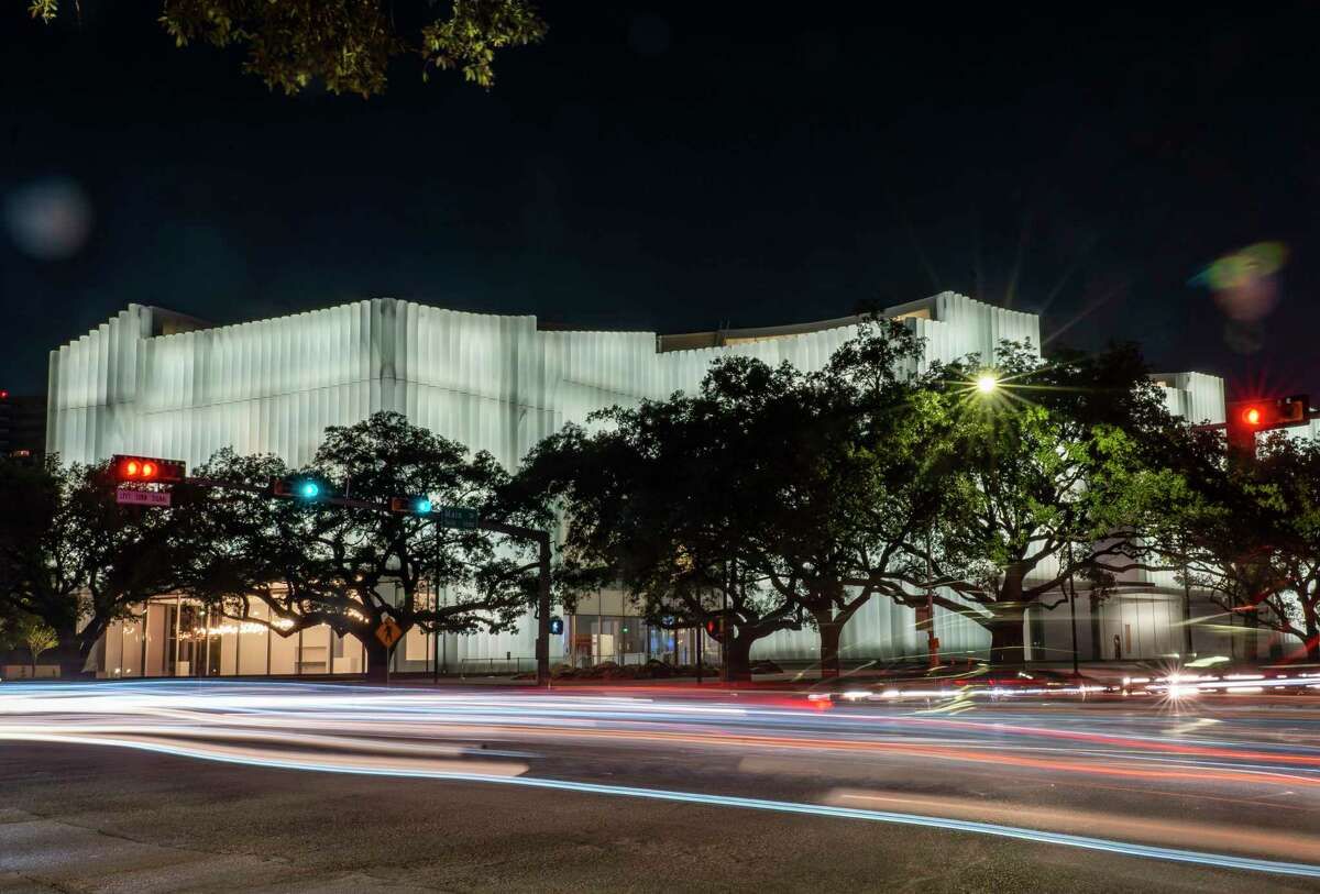 The Museum of Fine Arts Houston's new Nancy and Rich Kinder Building
