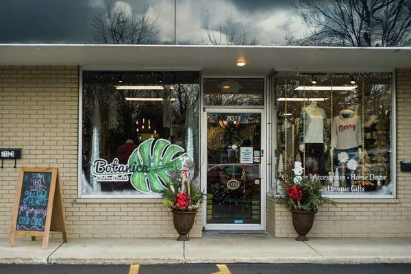 Botanica Modern Market is located at 713 Ashman St. Suite 2 in Midland, and offers gifts, decor, clothing, plants and more. (Katy Kildee/kkildee@mdn.net)