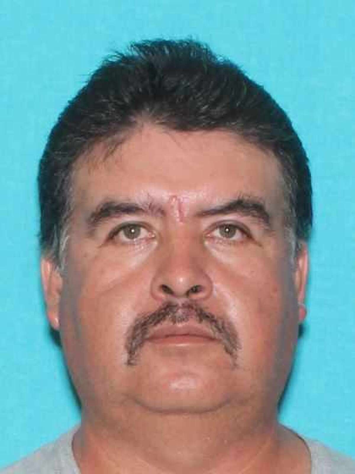 Serafin Andrade, 44, is charged in the death of his construction foreman, Rigoberto Barron.