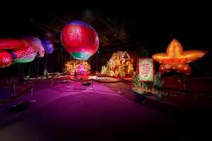 20-50628 CE20 -Holidays Tribute Store Stills 111020 Parade Floats Walk Through