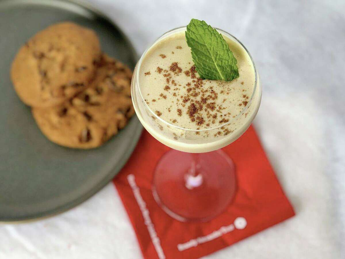 The annual Kinsman Rakia Brandy Alexander Cocktail Tour features multiple versions of the classic dessert cocktail made with Dorcol Distilling + Brewing Co.'s Kinsman Rakia served at nine San Antonio-area bars and restaurants.