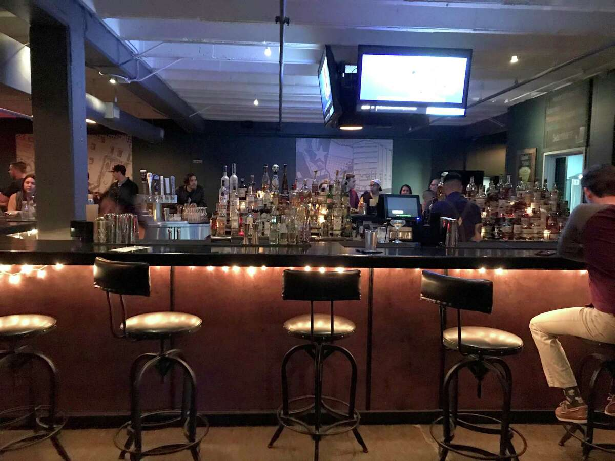 Boxcar Bar is is participating in the Kinsman Rakia Brandy Alexander Cocktail Tour.