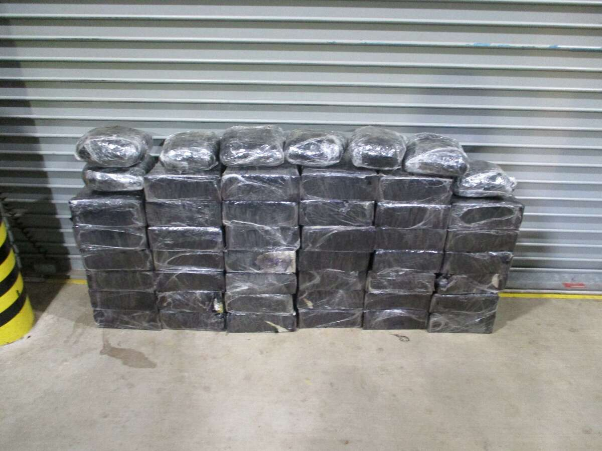 U.S. Border Patrol agents recently seized more than $9 million in meth at the Interstate 35 checkpoint. The Drug Enforcement Administration has taken over the investigation.