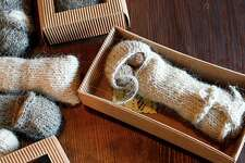 """One of the latest virtual happenings at the Wilton Library is a virtual """"Stitch Time for Knitters & Crocheters,"""" event via the Zoom application on Monday, Nov. 30, from 1 to 2 p.m."""
