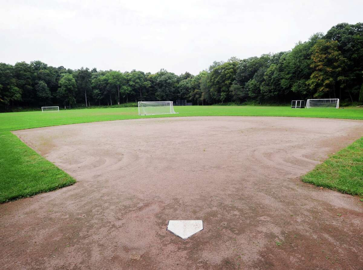 Playing fields such as the one seen here at Central Middle School will be unavailable into the new year as the town tries to once again curb the spread of the coronavirus.