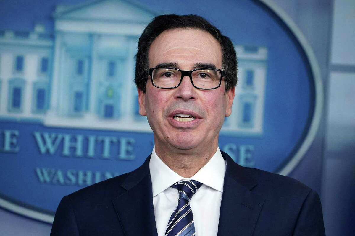 Until recently, it looked as if Treasury Secretary Steven Mnuchin might be one of the few officials who manages to emerge from service under Trump without destroying his reputation. Well, scratch that: He has joined the ranks of Trump loyalists determined to trash the nation on the way out the door.