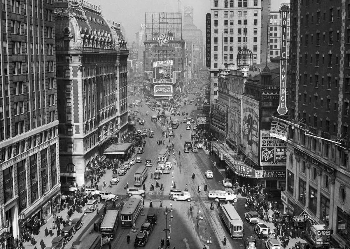 """New York City history from the year you were born In 2019, Time Out surveyed nearly 34,000 people from dozens of cities and verified what New Yorkers have always known: New York City is the greatest city in the world. Specifically, New York was named the most diverse and inclusive city in the world, dubbed the city with the best culture, and ranked second and third for its food and drink scenes, respectively. Many agree that these results aren't all that surprising when you stop to consider New York's origins. One of the oldest cities in the United States, New York City can trace its history back to 1626 when the Dutch New Indian Company """"purchased"""" an island from the Manhattan Native American tribe and established a trading outpost called New Amsterdam. After passing into English hands some 50 years later and earning its independence 100 years after that, New York City established itself as America's immigrant city at the outset of the 19th century. Millions of newcomers arrived and settled in the Big Apple during this time period and even well into the 20th century, when the census counted 20% or more of the city's population each decade as newly arrived immigrants. Today's city is a melting pot-or, perhaps more accurately, a patchwork quilt or salad bowl-of generations of different cultures, ideas, cuisines, and traditions. Its unique origins lend themselves to a rich history, filled with notable events, remarkable happenings, and more than a few tragedies. Using news outlets and historical sources, Stacker compiled a list of some of the biggest moments in New York City's story, from 1921 to 2020. From influential politicians to riots, Broadway..."""