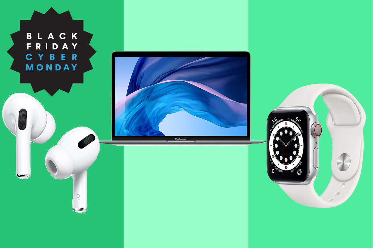 AirPods Pro, $169.99 at Amazon Apple Watch Series 6, $449.99 at Amazon