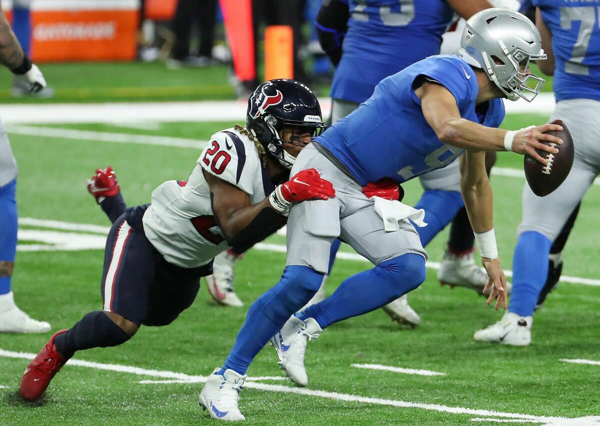 After an injury-marred 2020 season, safety Justin Reid returns for the final season on his rookie contract with the Texans.