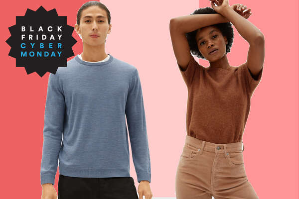 Everlane's First-Ever Black Friday Sale, Shop Men's and Women's