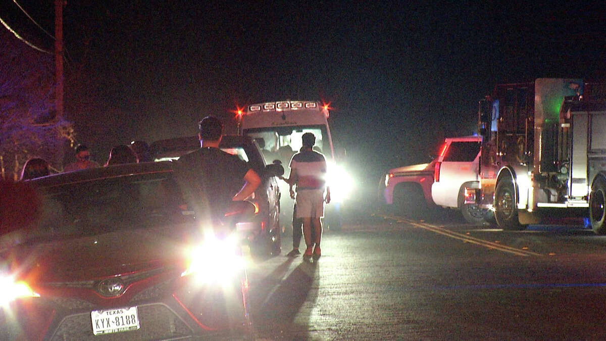 A man was killed by a train after walking too close to the tracks early Friday morning, the Bexar County Sheriff's Office said.