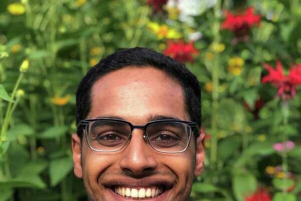 Vijayasundaram Ramasamy is a 2018 graduate of Johns Hopkins University. MUST CREDIT Courtesy of Vijayasundaram Ramasamy