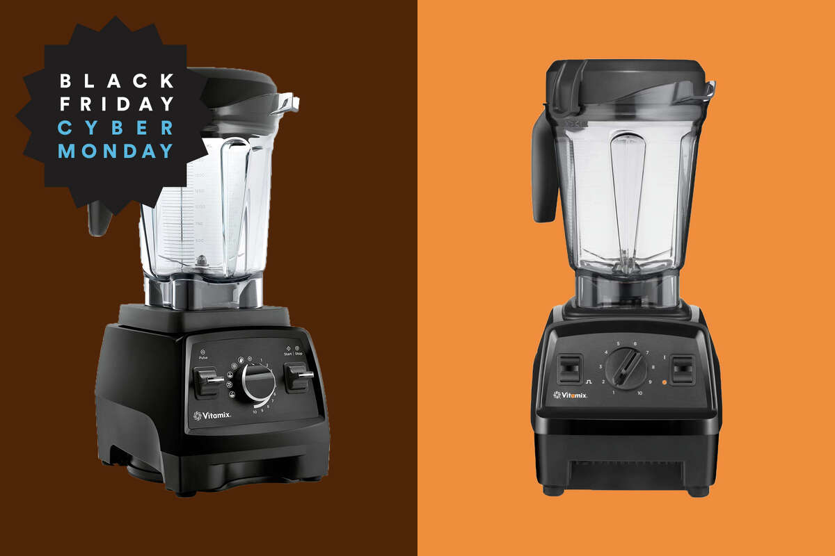 Amazon has several models of Vitamix blenders for their lowest-ever prices on Black Friday.
