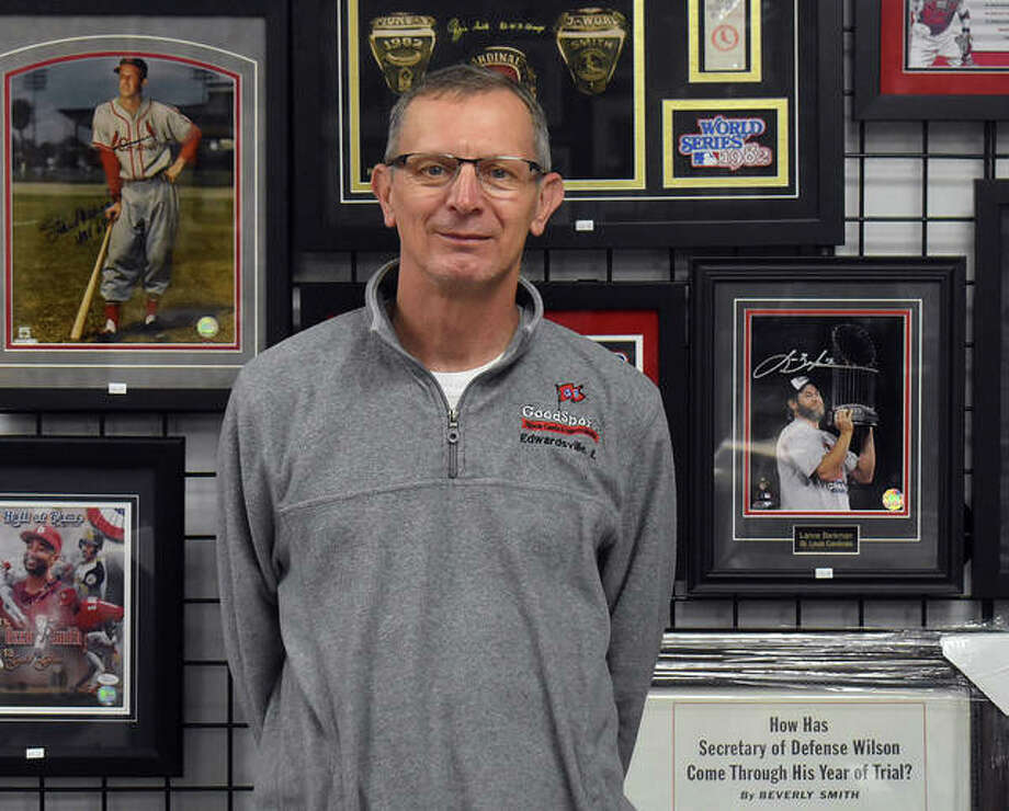 Ben Farnsworth has owned GoodSports Sports Cards and Memorabilia for the last 21 years.