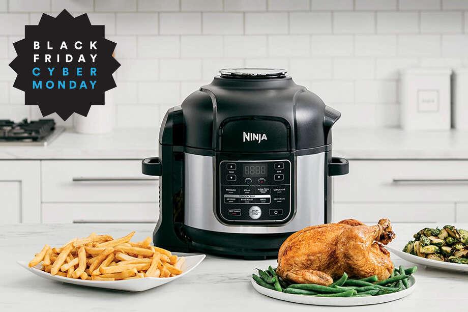 Up to 52% off Ninja Kitchen appliances, Amazon Black Friday Photo: Amazon/Hearst Newspapers