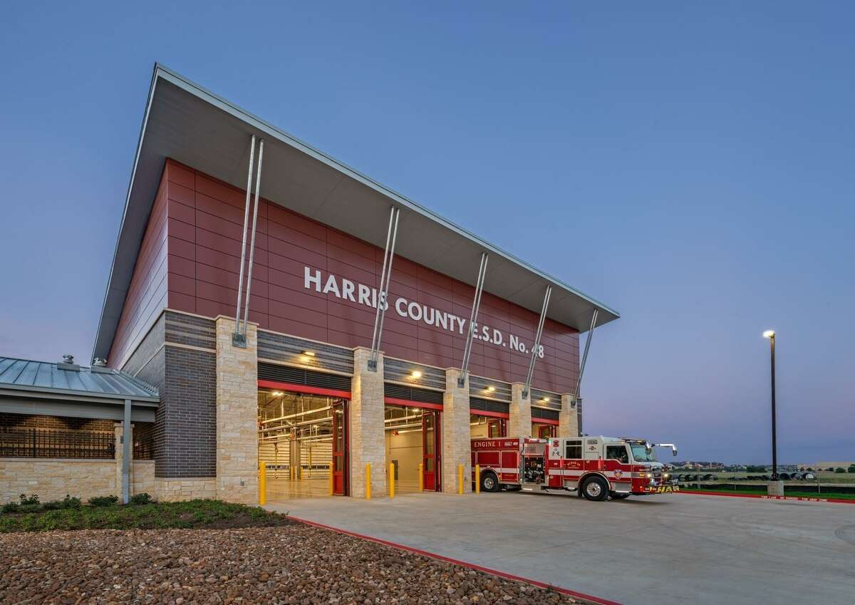 Harris County ESD No. 48 has been chosen to join a new community risk reduction program.