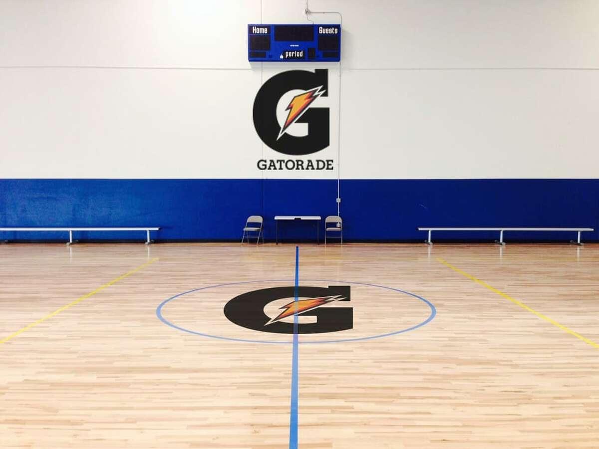 Courtside Basketball Center in Rocklin, Calif.