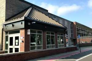 Jonathan Law High School was one of five Milford schools that received security upgrades over the summer.