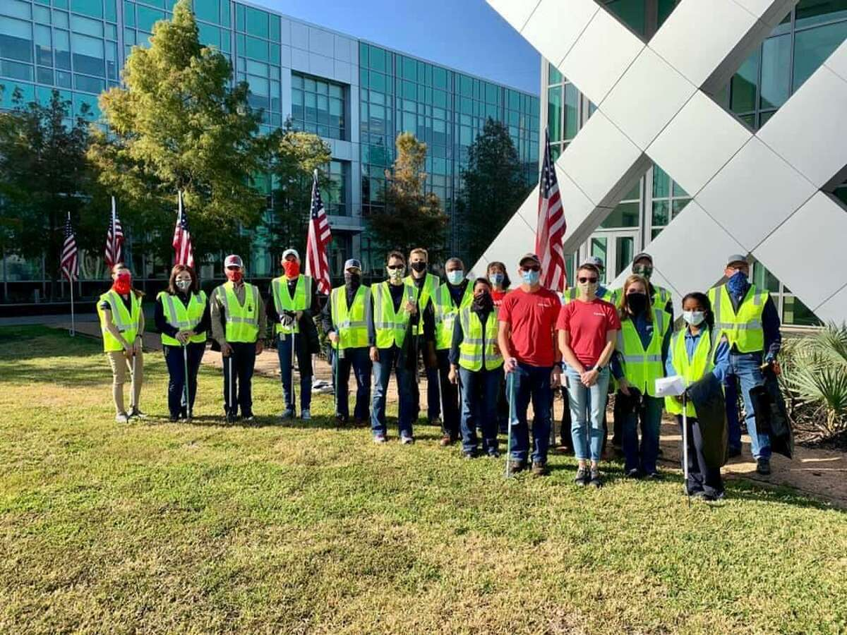 On Nov. 6, ExxonMobil, the Port of Beaumont, the Charlton-Pollard Historical Neighborhood Association, United Way of Beaumont and North Jefferson County and Kinder Morgan hosted the Charlton-Pollard Trash Bash.