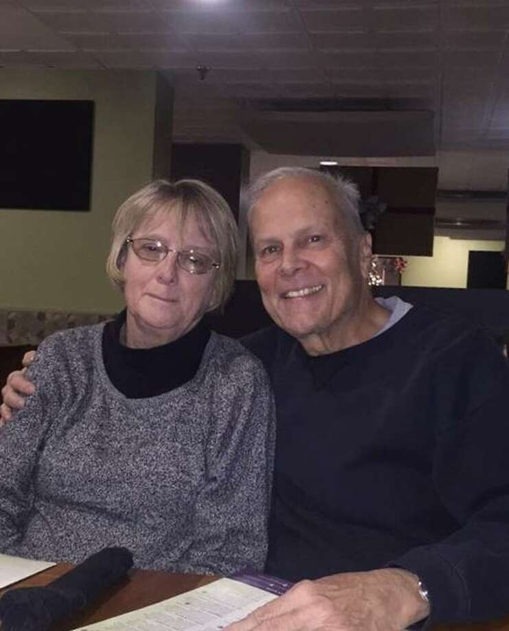 James and Mary Wicklund today