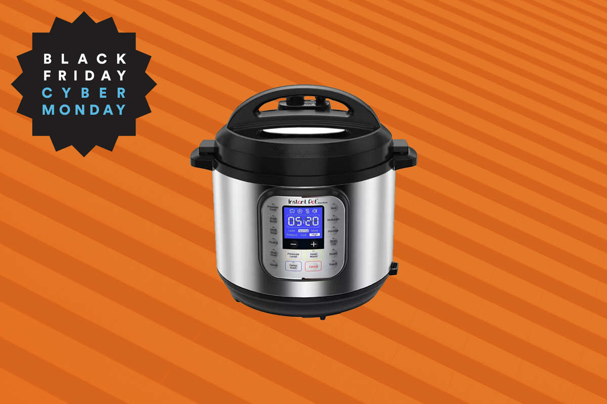 Instant Pot Duo Nova 6-quart 7-in-1 for $49.99 at Macy's