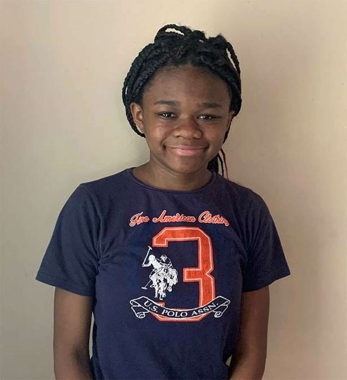 Javianna, 13, is a foster child who seeks a loving home.