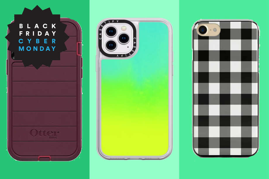 25% off all smartphone cases at OtterBox, plus free shipping on all U.S. orders Photo: Hearst Newspapers