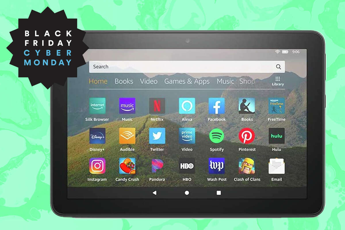 Kindle Fire HD 8 Tablet for $54.99