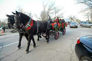 Touches like the horse drawn wagon that brought people up and down Greenwich Avenue during the holiday stroll will not be able to continue in 2020. But the virtual event will still provide plenty of chances for people to get in the holiday spirit and the hope is everything will be back to normal in 2021.