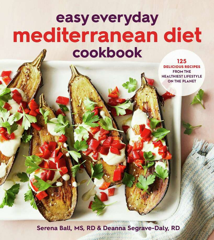 'Easy Everyday Mediterranean Diet Cookbook,' by Deanna Segrave-Daly and Serena Ball (Houghton Mifflin Harcourt/TNS) / Houghton Mifflin Harcourt