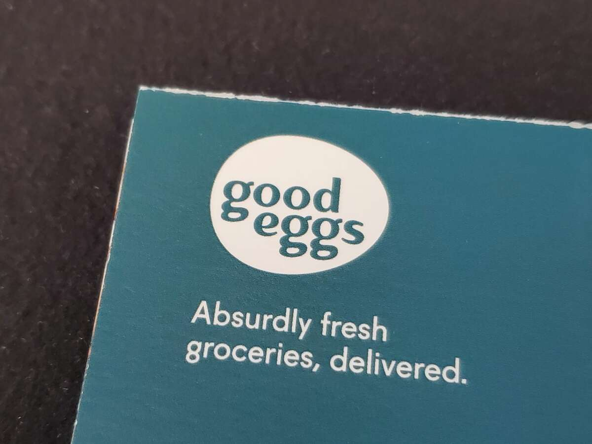 Good Eggs grocery service apologized to customers who didn't receive their Thanksgiving shipments.