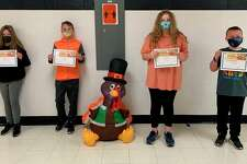 Bad Axe Schools announce Citizens of the Month Bad Axe Middle School announces their Citizens of the Month for October. They are Grade 3: Fisher Corbishley- Student of the month and Kinley Schramski-Honorable Mention, Grade 4: Riley Thick-Student of the month and Gabriel Mossner-Honorable Mention, Grade 5: Brooklyn Bairski-Student of the Month and Isabelle Maring - Honorable Mention, Grade 6: Kolton Copeland-Student of the Month and Ari Harless - Honorable Mention. (Submitted Photo)