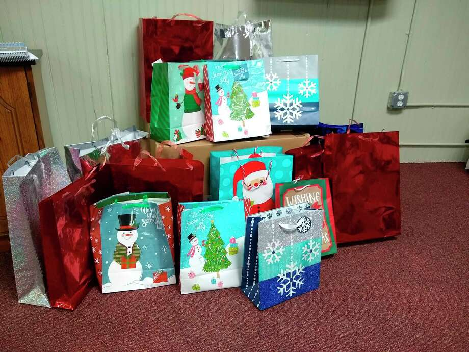 The senior center has assembled fun craft bags for seniors to help give them something to do while they're staying home and staying safe. The bags are now available. Call the senior center to get yours. (Courtesy Photo/Jeanne Barber)