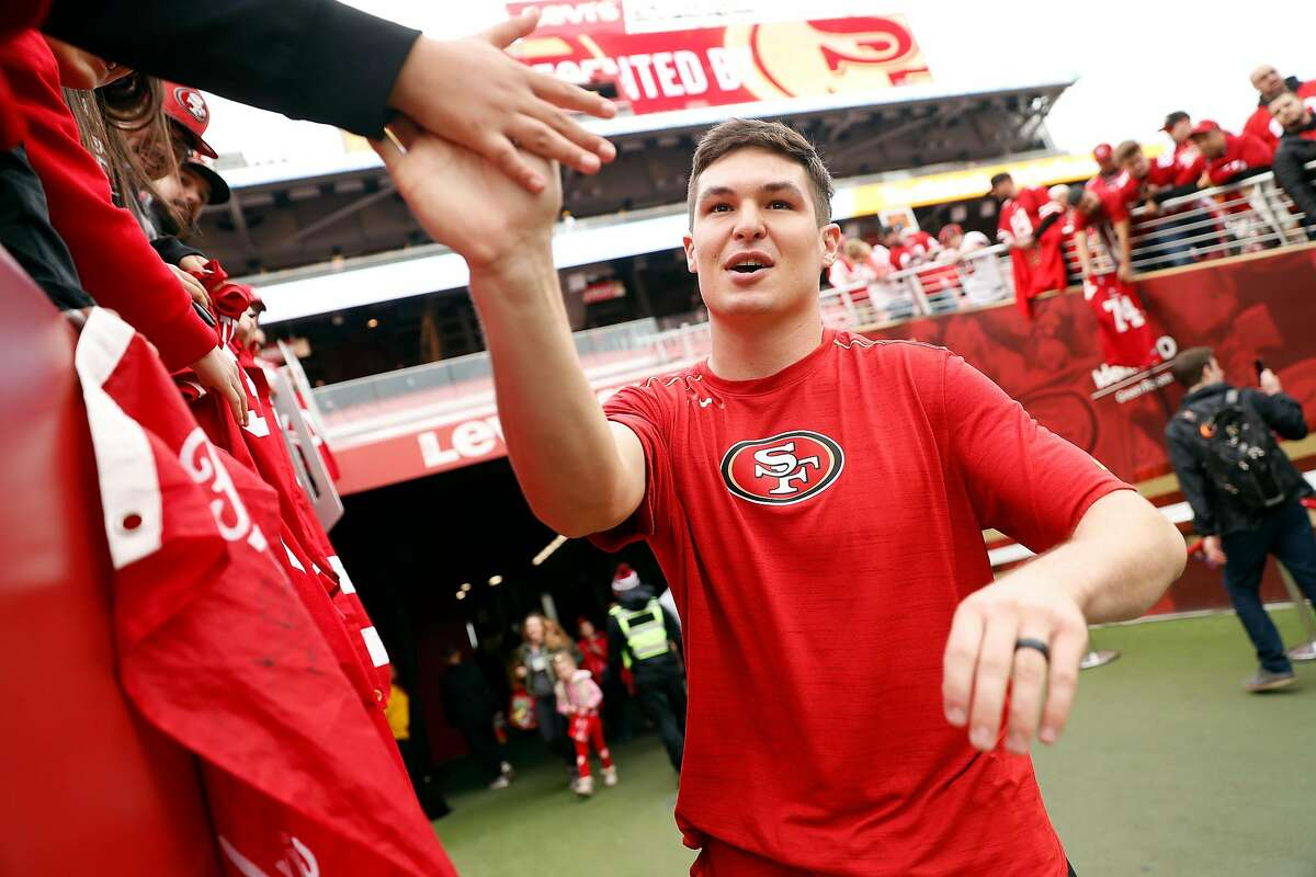 Nick Mullens hopes to start turning around the 49ers' season against the Rams at 1 p.m. Sunday (FOX, 107.7, 680, 104.5).