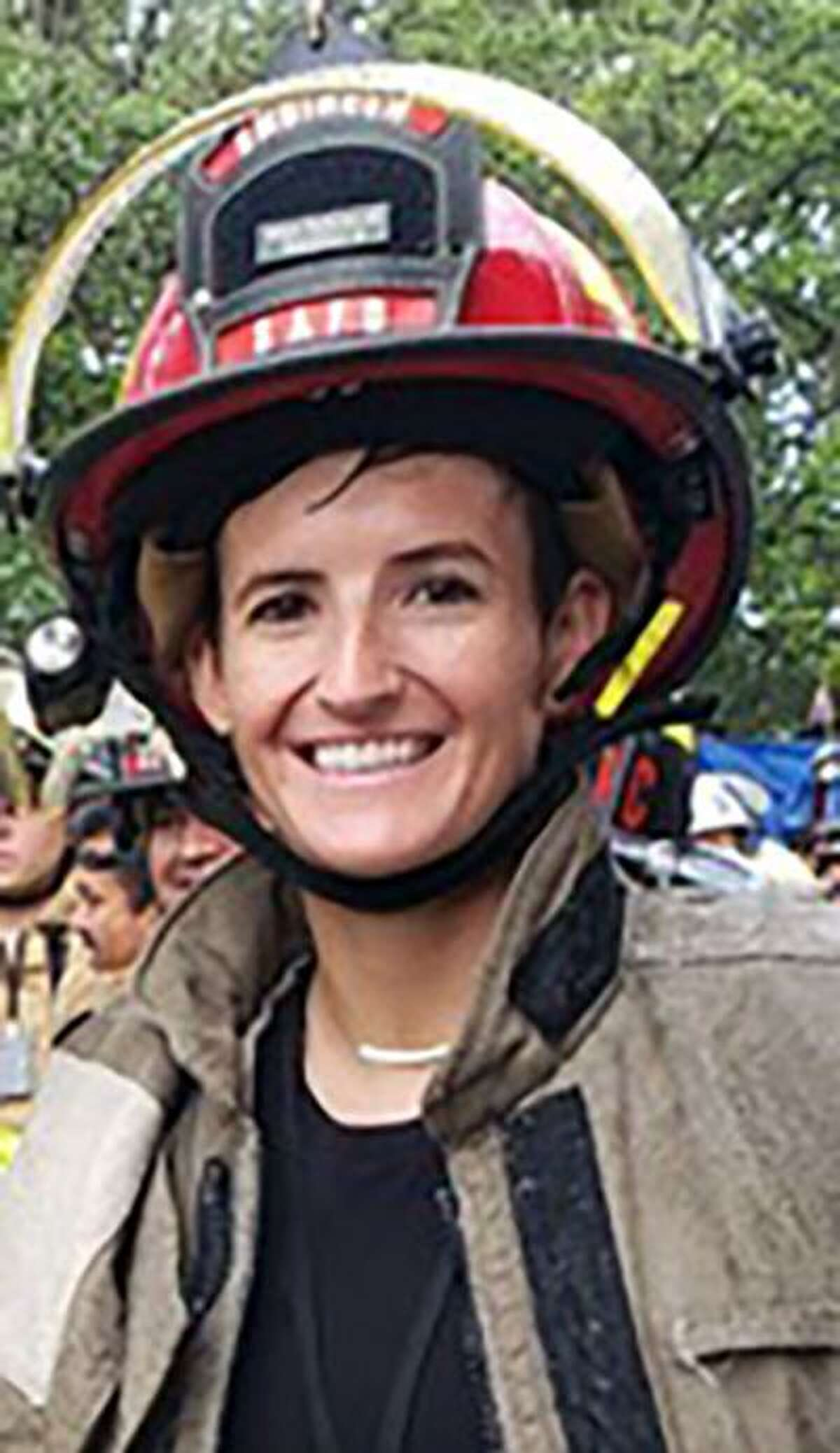 Ashley Long, an arson investigator with the San Antonio Fire Department, filed a complaint with the U.S. Equal Employment Opportunity Commission earlier this year alleging sex discrimination and workplace retaliation.