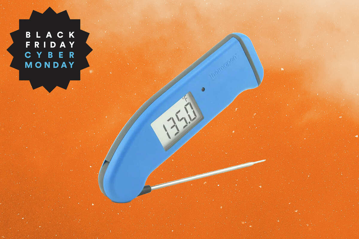 Buy the Thermapen Mk4 for $74.25 on Thermoworks.com