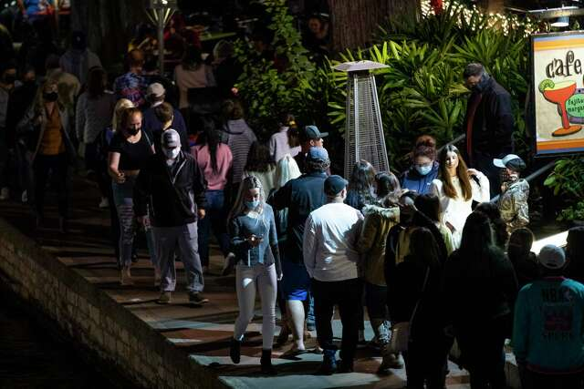 San Antonio area coronavirus cases near 80000 as holiday curfew continues
