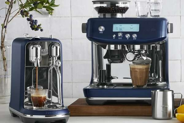 Save up to 50% on Nespresso Coffee & Espresso Makers at Williams Sonoma