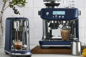 Save up to 50% on Nespresso Coffee & Espresso Makers at Williams Sonoma