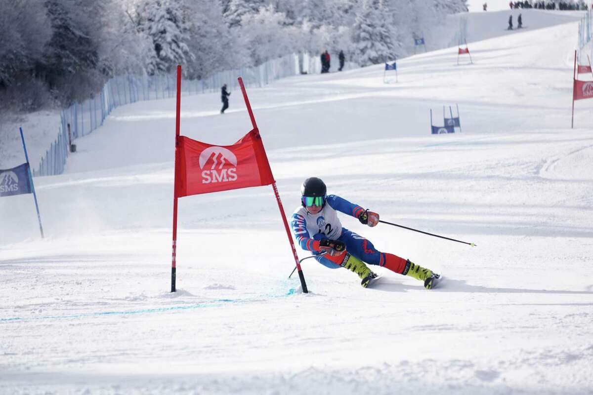 Kay Holscher, 22, of Greenwich has earned a spot on the Chilean Men's National Ski Team. Holscher has recovered from a torn anterior cruciate ligament, an injury he suffered in February.