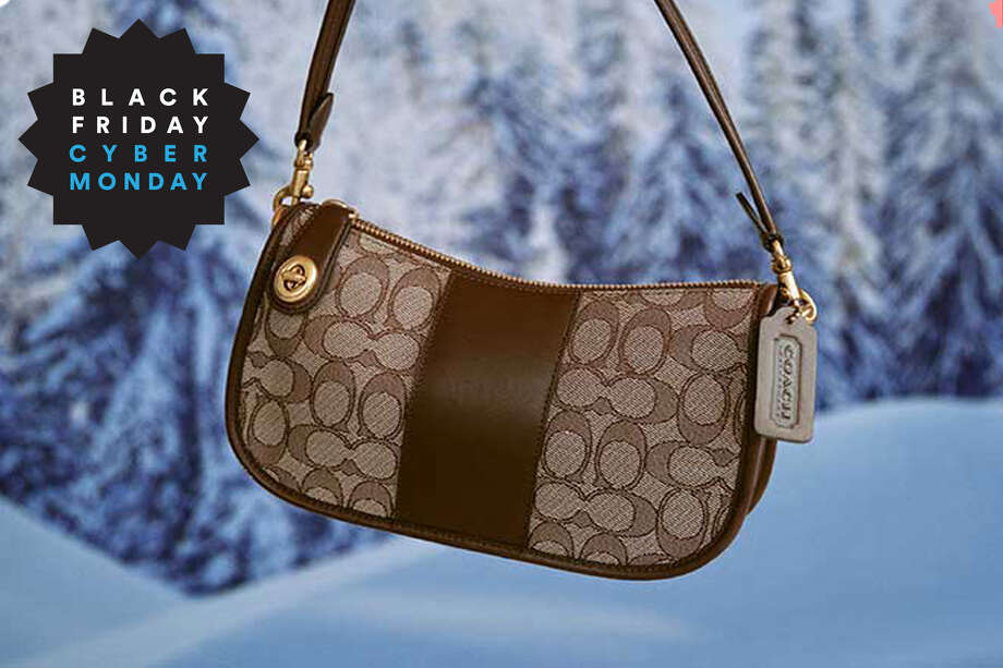 Up to 50% off almost everything at Coach Photo: Coach/Hearst Newspapers